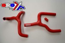 New BETA 350 390 430 480 RR 4 strokes 12-17 Silicone Radiator Hose Kit Red